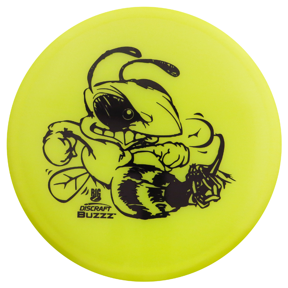 Discraft Big Z Buzzz 160-166g Midrange Golf Disc [Colors may vary] 160-166g by Discraft