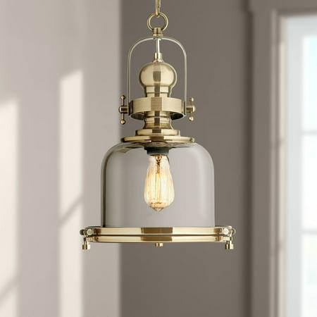 Possini Euro Design Elida Antique Brass 11