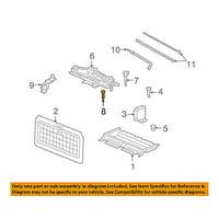 CHRYSLER OEM Interior-Rear-Jack Screw 6506759AA
