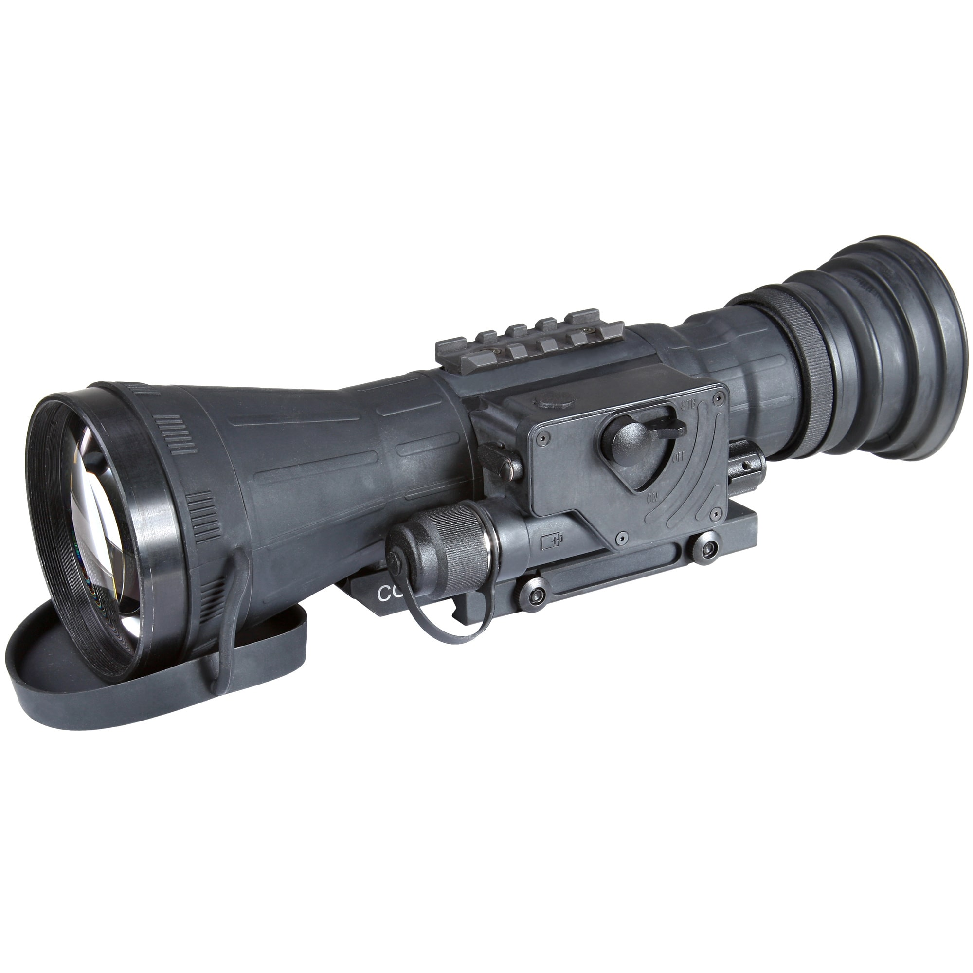 Armasight CO-LR-3 Alpha MG Night Vision Long Range Clip-On System by Overstock