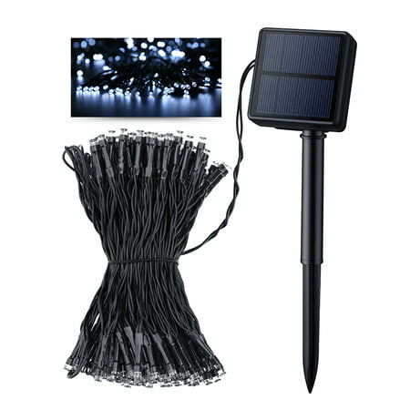 VicTsing Solar Outdoor 200 LED String Lights 72.18 ft Solar Powered Waterproof Decorative Light with 8 Working Modes for Garden/Home/Party/Bedroom/Xmas/Outdoor Decorations - Led Decorative Lights