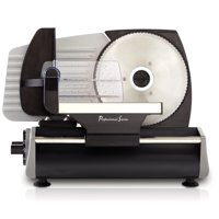 """Professional Series 7.5"""" Deli Meat Slicer Stainless Steel"""