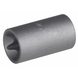 """E16 External Torx Socket - 3/8"""" Square Drive"""