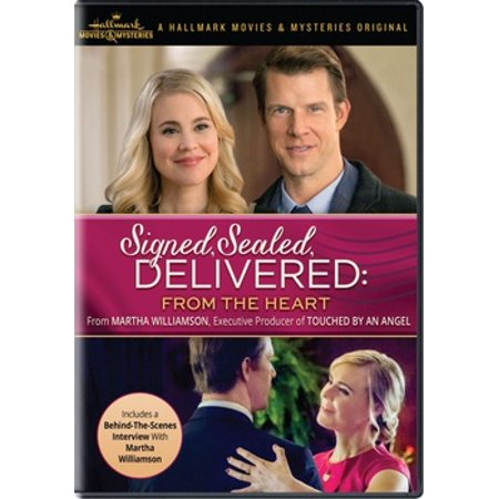 - Signed, Sealed, Delivered: From the Heart (DVD)