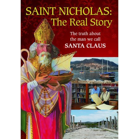 Saint Nicholas: The Real Story (DVD) - The Real Story Of Halloween Hd