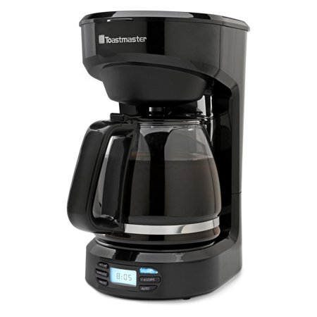 - Toastmaster 12-Cup Programmable Coffeemaker