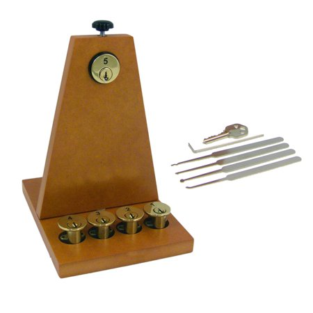 lock picking training kit. Black Bedroom Furniture Sets. Home Design Ideas