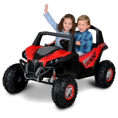 12 Volt Hyper UTV 1000 Two Seater Ride (Steel 2 Seater)