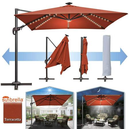 Sunrise Umbrella U225S303-COTTA