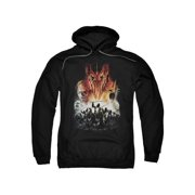 The Lord of The Rings Movie Evil Rising Adult Pull-Over Hoodie