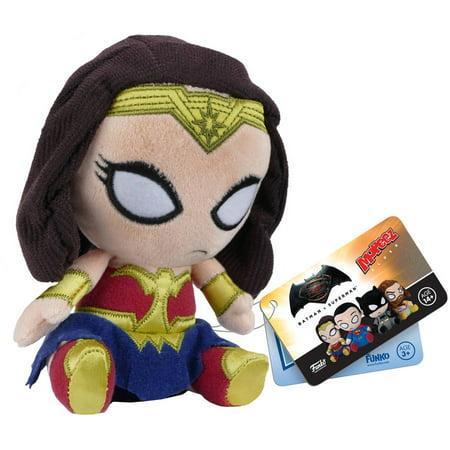 Funko Mopeez Plush  Batman Vs Superman  Wonder Woman