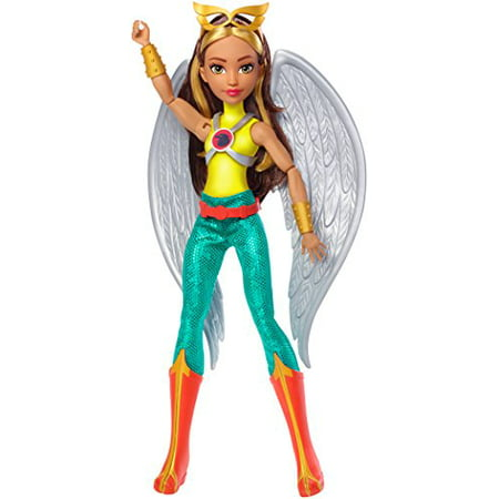 DC Super Hero Girls Hawk Girl Fashion Doll - image 1 of 4