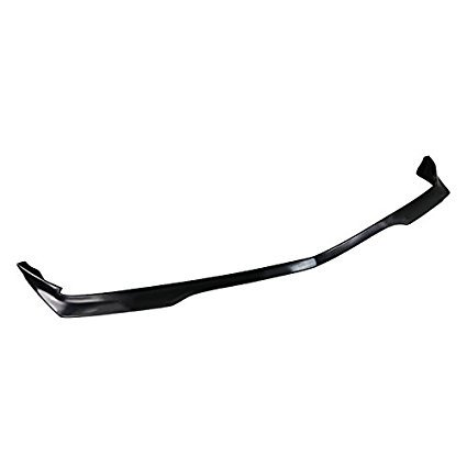 Dodge Charger Black PU RA Style Front Bumper Chin Lip Spoiler Splitter Dodge Charger Bumper Cover