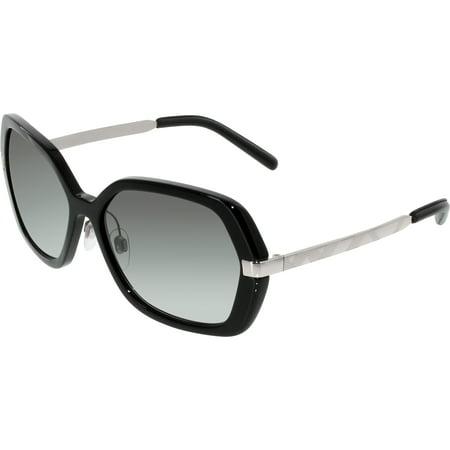 7c311f30c14 Burberry - Women s Gradient BE4153Q-300111-58 Black Square Sunglasses -  Walmart.com