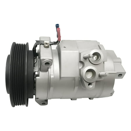 RYC Remanufactured AC Compressor and A/C Clutch FG342 Fits 2004, 2005, 2006 Chrysler Pacifica 3.5L Chrysler Newport Ac Compressor
