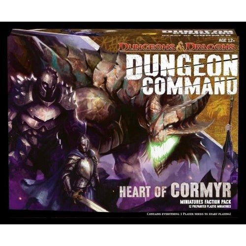 Wizards Of The Coast D Dungeon Command: Heart of Cormyr (...