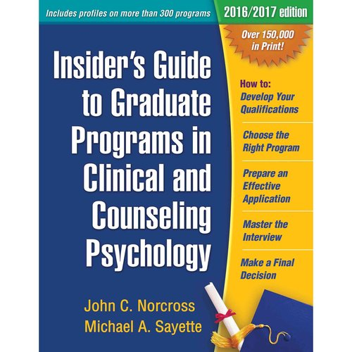 Counseling Psychology top degrees for 2017