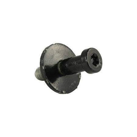 Eckler's Premier  Products 50-261516 - Chevelle Door Lock Striker,Front 7/16-14 Front 3 Pos Lock