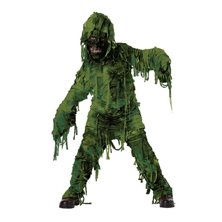 Boys Swamp Monster Halloween Costume](Halloween Swamp)