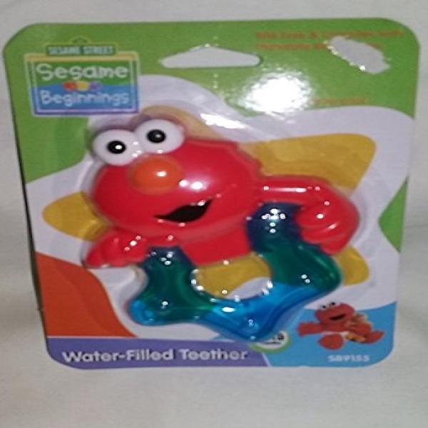 Sesame Street - Cookie Monster Water-Filled Teether - 0-18 months