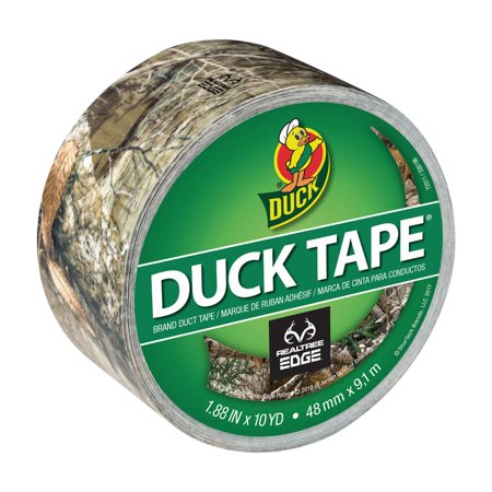 Realtree Edge Camo Duck Tape Brand Duct Tape, 1.88
