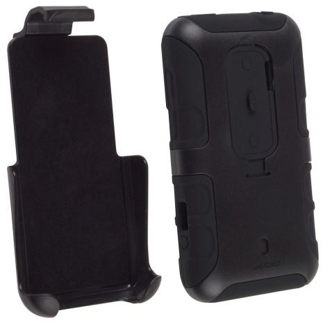 Seidio Convert Extended Combo Case & Holster for HTC EVO 3D - Black