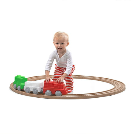 Step2 My First Holiday Toy Train & Track Set ()