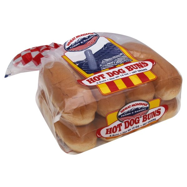 Bunny® Hot Dog Enriched Buns 12 ct Bag - Walmart.com