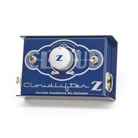 (Cloud Microphones Cloudlifter CLZ Variable Impedance Mic Activator)