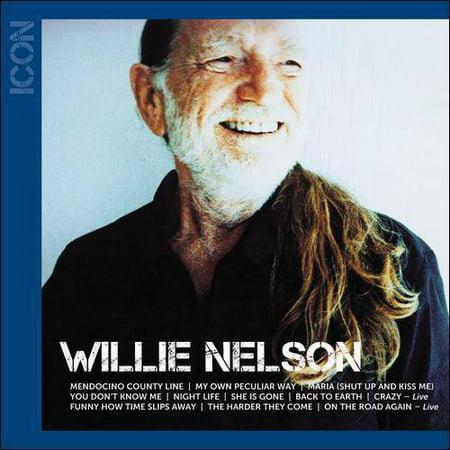 Willie Mays World Series Catch - Icon Series: Willie Nelson