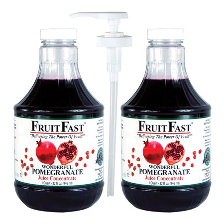 - FruitFast Pomegranate Juice Concentrate