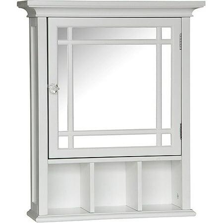 Heritage Medicine Cabinet White