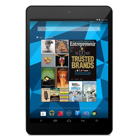 OPEN BOX Ematic EGQ780-SL Quad-Core 1.5GHz 7.85-Inch 8GB Tablet with Front and Rear Facing Camera (Toshiba 13 Inch Tablet)