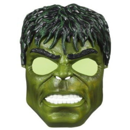 Marvel The Avengers Hulk Light-Up Mask