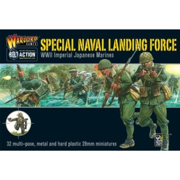 - Special Naval Landing Force Miniatures