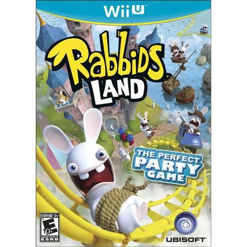 Rabbids Land (Wii U)