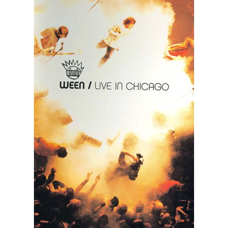 Ween: Live In Chicago (DVD)](Halloween Events In Chicago)