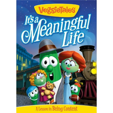 Veggie Tales: It's a Meaningful Life (DVD)](It's A B Movie Halloween)