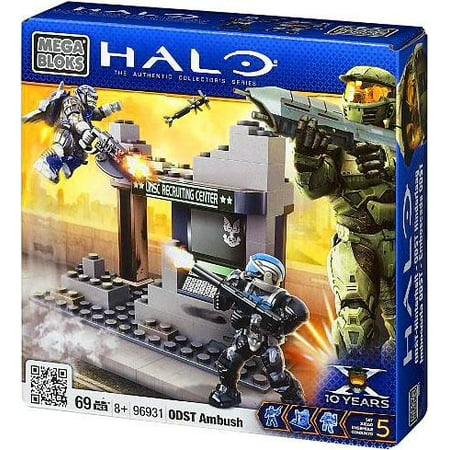 Megabloks Halo ODST Ambush (Halo Boy)