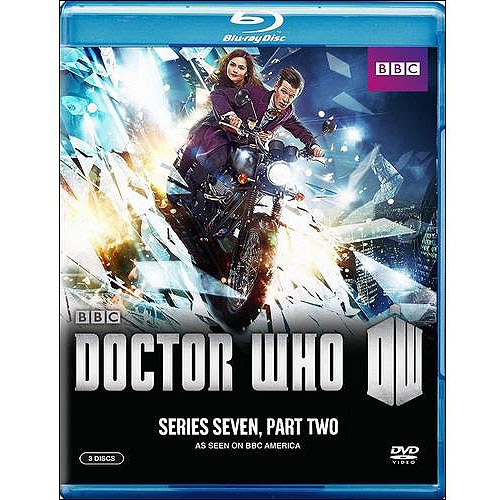 Doctor Who: Series Seven, Part Two (Blu-ray) (Widescreen)
