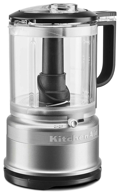 KitchenAid RKFP0722 7-Cup Food Processor Adjustable Exact Slice Wide Mouth