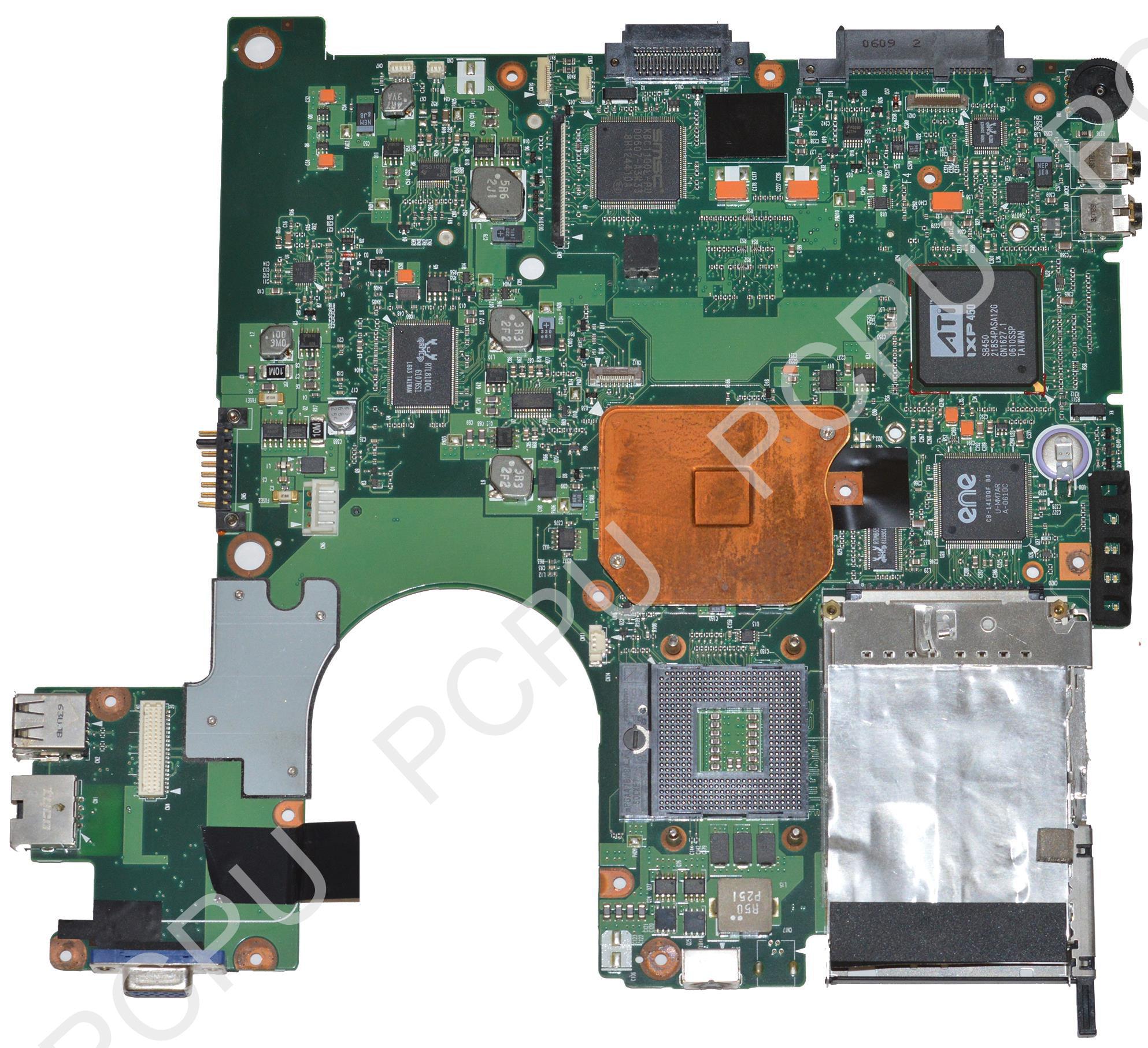 Toshiba A105 SYSTEM BOARD W/ ATI 200M