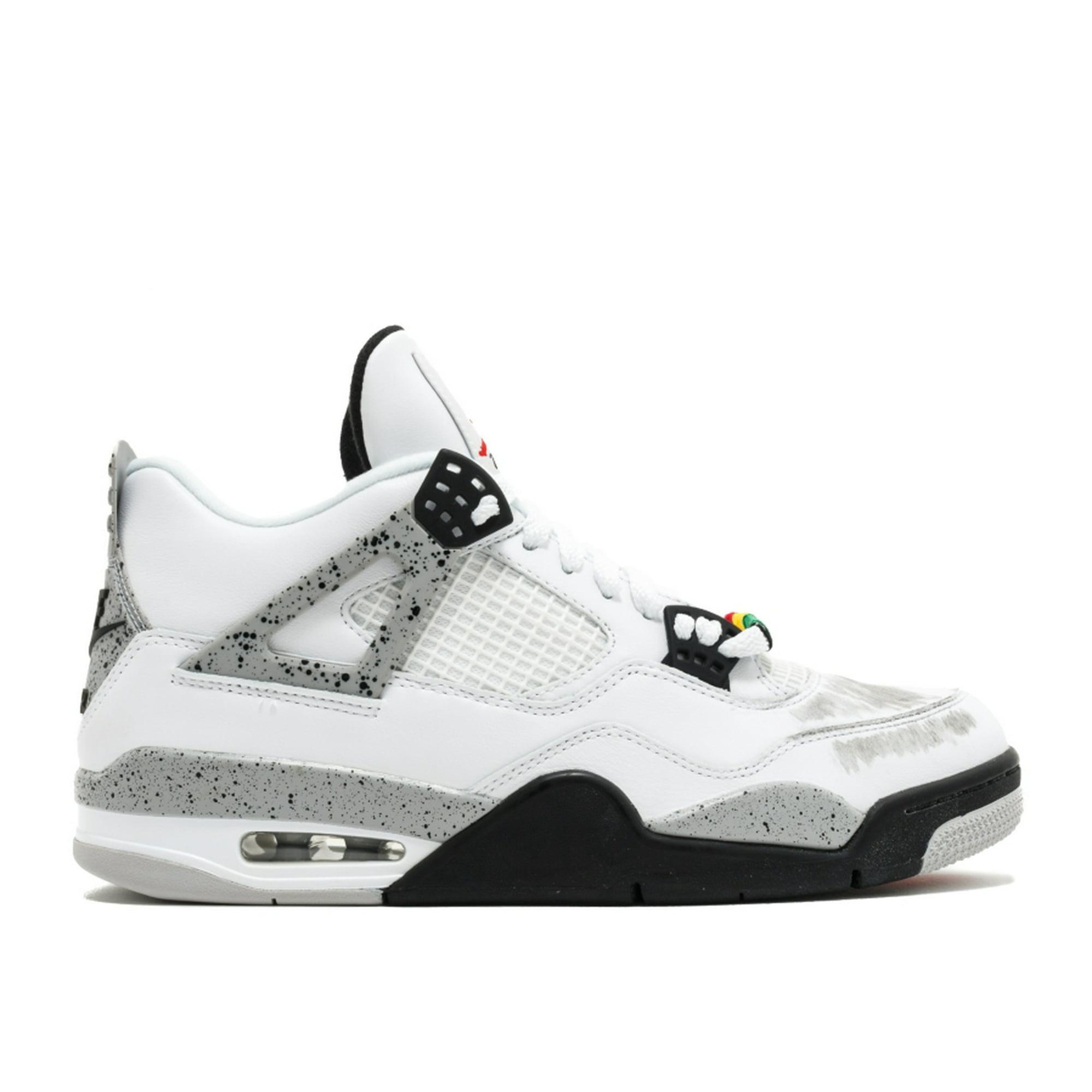 f526f7e2769ce2 Air Jordan - Men - Air Jordan 4 Retro Og  White Cement 2016 Release  -  840606-192 - Size 15