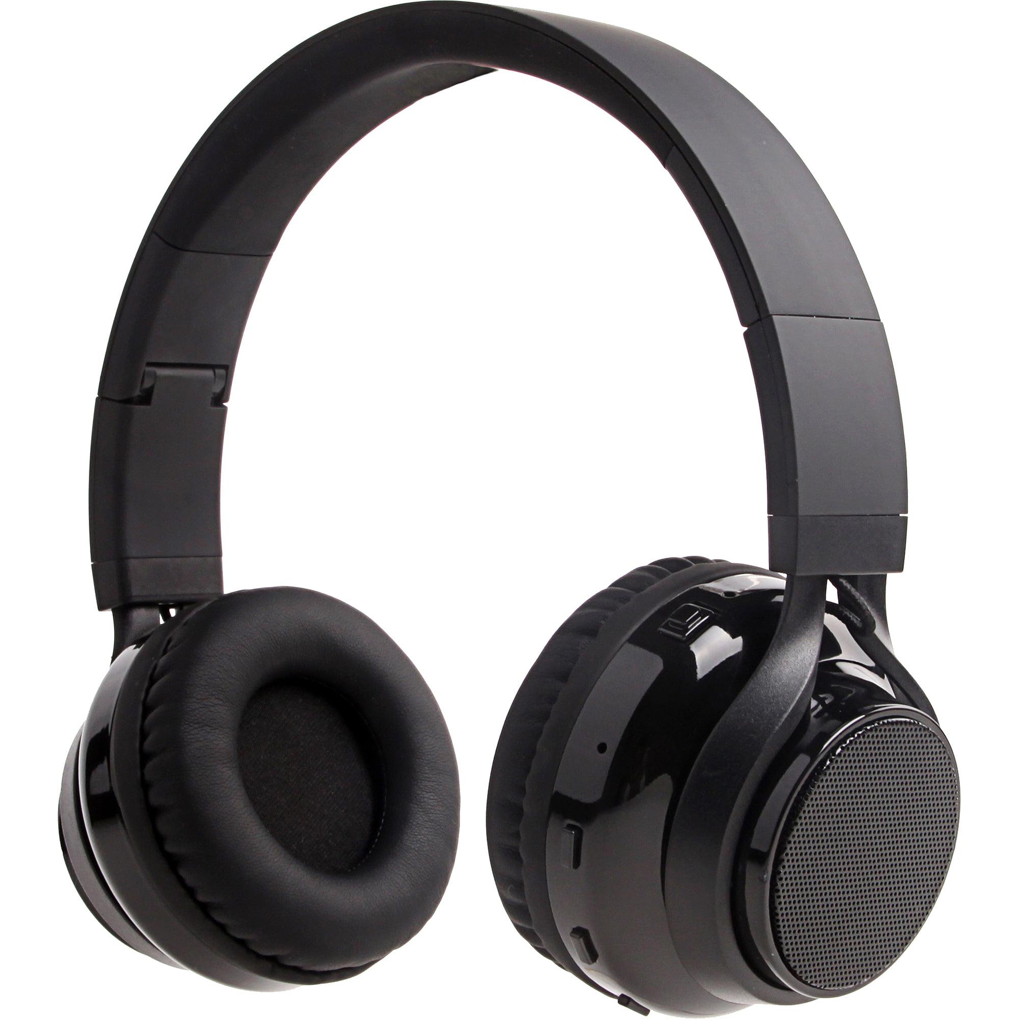 iLive iAHB284B DUO Bluetooth Headphones and Portable Speakers