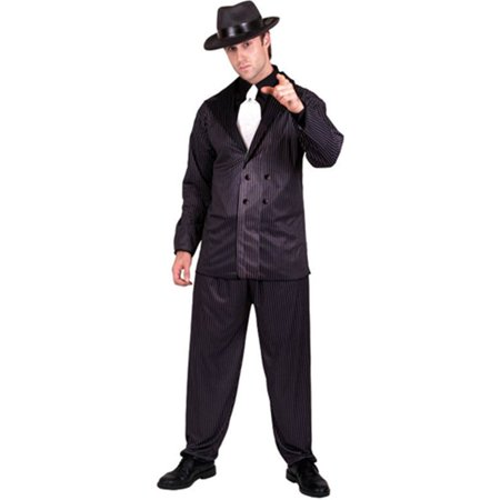1920s Gangster Costumes (1920s Gangster Adult Costume)