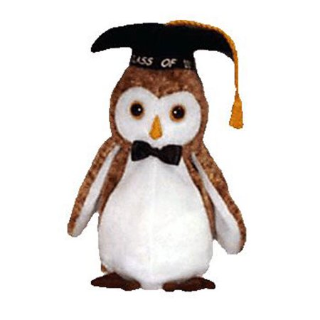 TY Beanie Baby - WISEST the 2000 Owl (7 inch)