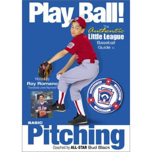 Play Ball!: The Authentic Little League Baseball Guide To Basic Pitching (Full Frame)