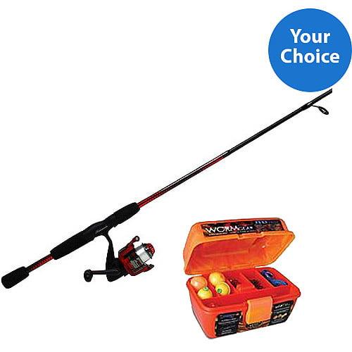 fishing rod & reel combos - walmart - walmart, Fishing Rod