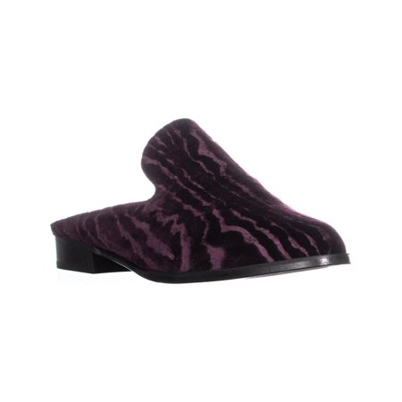 Womens Robert Clergerie Alicetn Slip On Loafers, Goth Violet ()