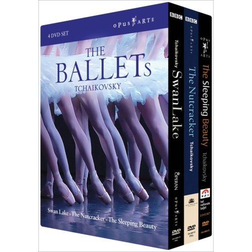 Tchaikovsky: The Ballets - Swan Lake / The Nutcracker / The Sleeping Beauty (Widescreen)
